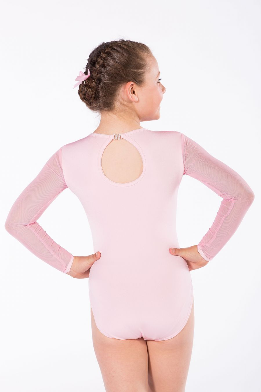 Gracie leotard back